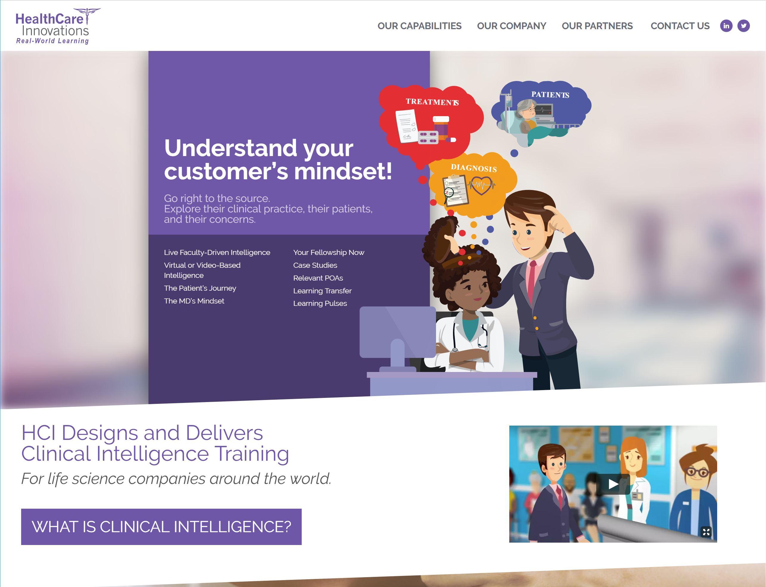 HCI Learning Website