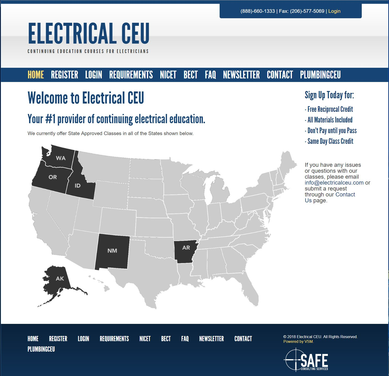 Miraculous Electrical Ceu Online Testing Continuing Education Units Beutiful Home Inspiration Ommitmahrainfo