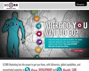Scorr Website Portfolio Small