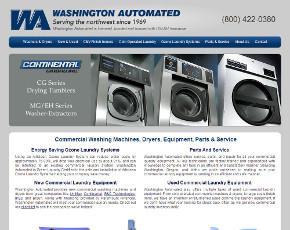 Washington Automated Website
